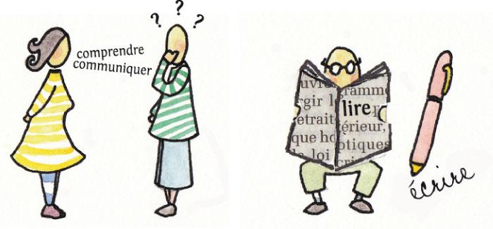 atelier le français au quotidien